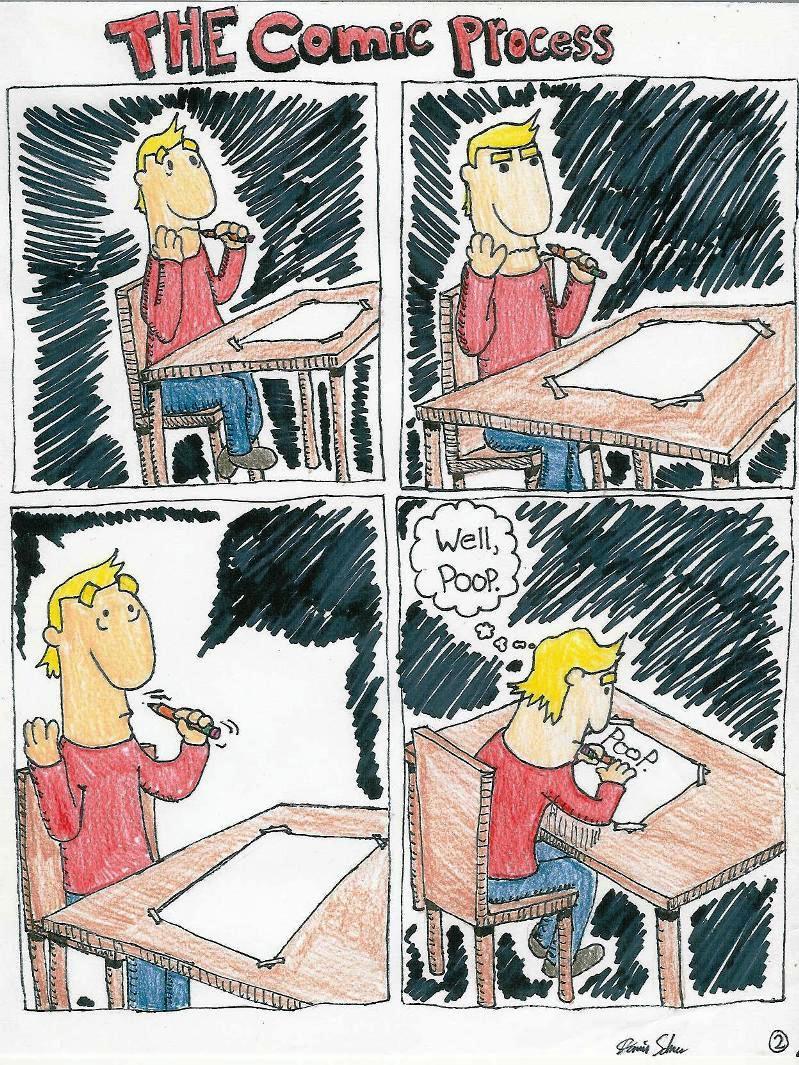 The Comic Process