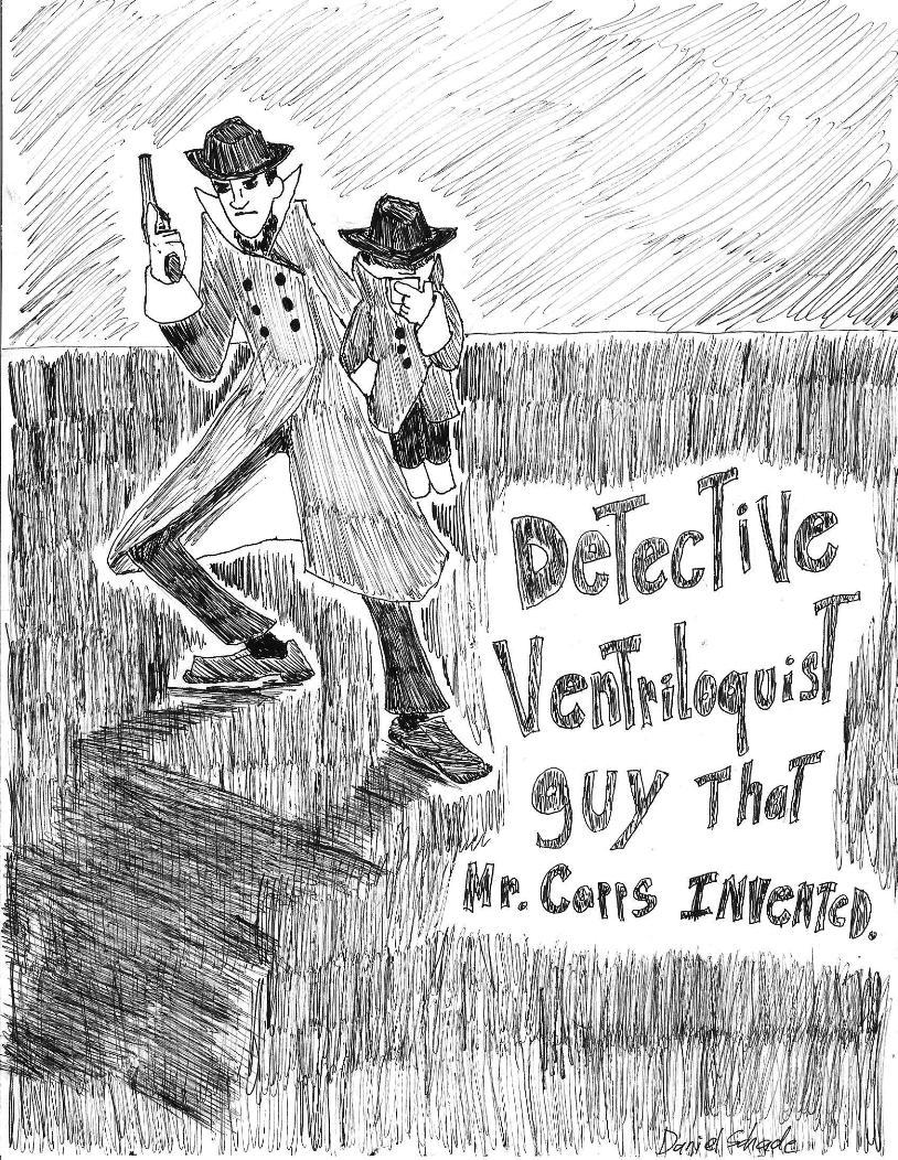 Detectivesy stuff