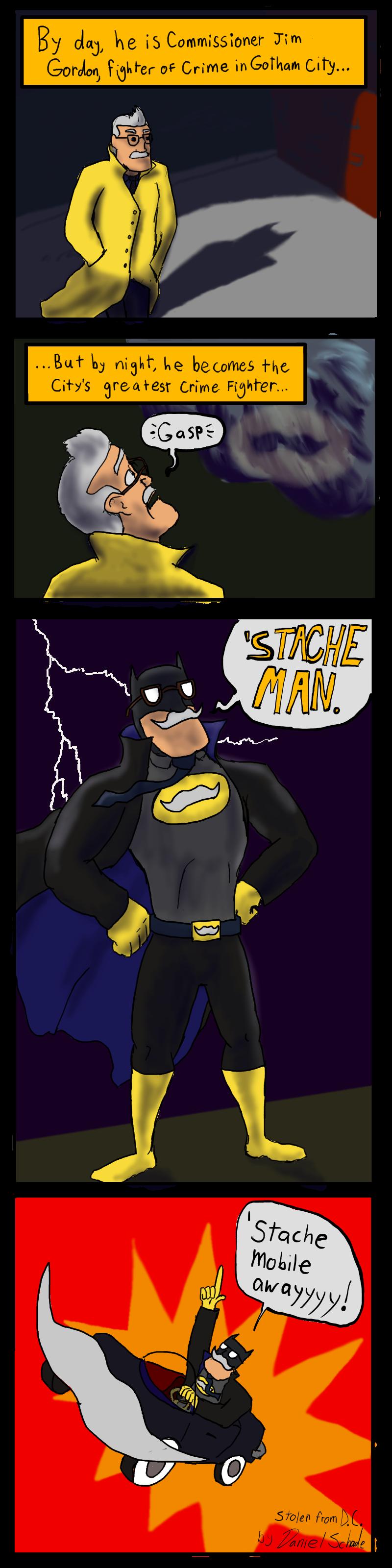 Commissioner Batman